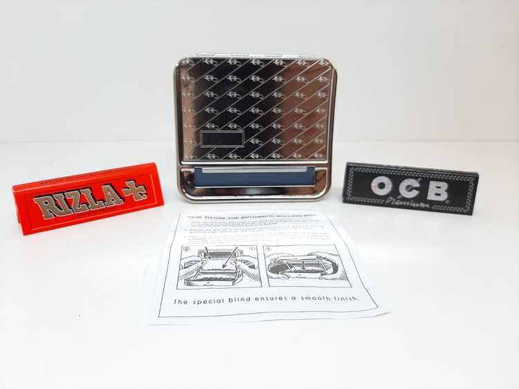 Rullmaskin Classic + 2 paket rullpapper