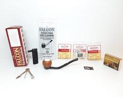 Falcon pipa SJÖSKUM + tillbehör