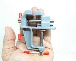 Skruvstäd Mini (Klocka/urmakeri verktyg)