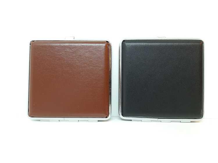 Cigarettetui Leather