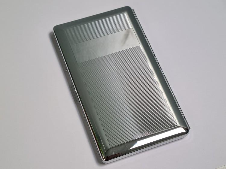 Cigarettetui Metall Unique