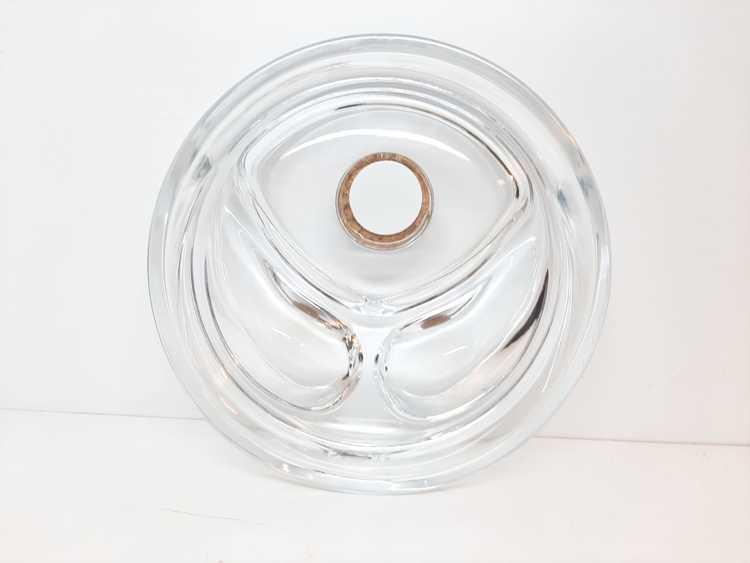 Pipaskfat för 2 pipor + piptändare (pipaskkopp)