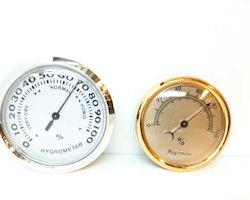 Hygrometer till humidor (2 stycken)