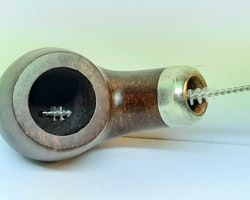 4 stycken piprensare i metall (metallpiprensare)