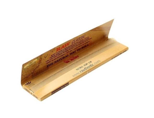 RAW Kingsize slims 10 st (cigarettpapper)