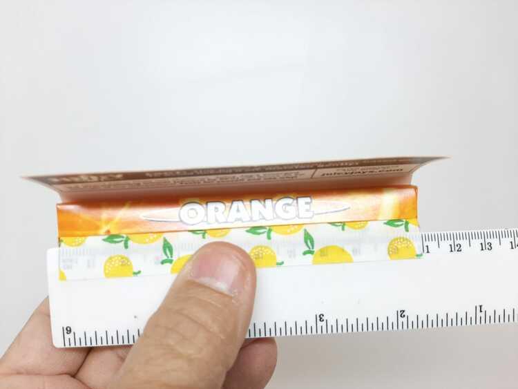 Rullpapper med smak (5 st)