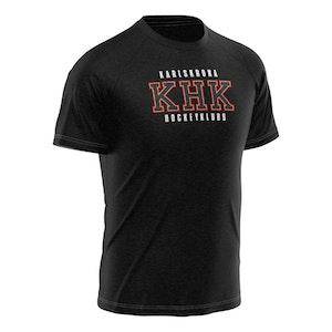KHK T-shirt, svart