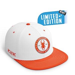 KHK flat cap, vit.