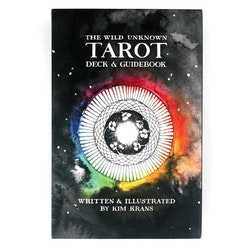 The Wild Unknown Tarot Deck and Guidebook (Official Keepsake Box Set)  av Kim Krans