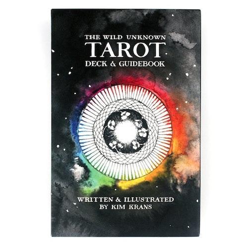 The Wild Unknown Tarot Deck and Guidebook (Official Keepsake Box Set)  av Kim Krans