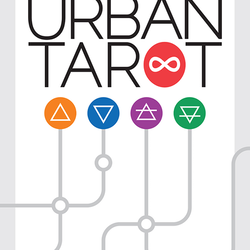 The Urban Tarot by Robin Scott