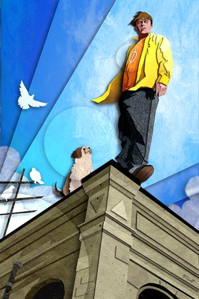 The Urban Tarot by Robin Scott
