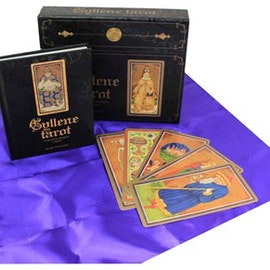 Gyllene tarot: Visconti-Sforzakortleken av Mary Packard