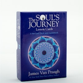The Soul's Journey Lesson Cards by Mr James Van Praagh