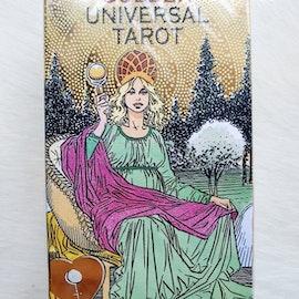 Golden Universal Tarot by Roberto De Angelis
