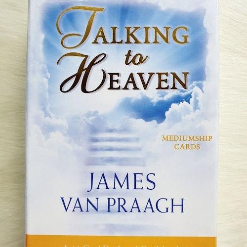 Talking to Heaven Mediumship Cards by James Van Praagh