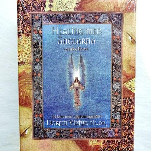 Healing med änglarna orakelkort av Doreen Virtue
