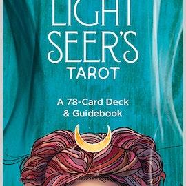 The Light Seer's Tarot  A 78-Card Deck & Guidebook by Chris-Anne