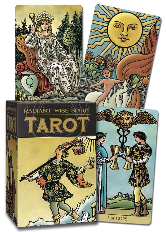 Radiant Wise Spirit Tarot by A. E. Waite