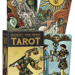 Radiant Wise Spirit Tarot by A. E. Waite