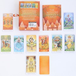 The Wisdom Seeker's Tarot  Cards and Techniques for Self-Discovery and Positive Change by David Fontana