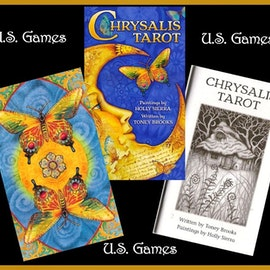 Chrysalis Tarot Deck by Holly Sierra, Toney Brooks