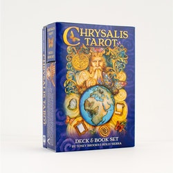 Chrysalis Tarot deck and book set by Holly Sierra, Toney Brooks