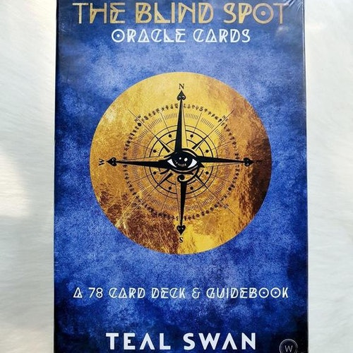 The Blind Spot Oracle Cards  A 78 Card Deck & Guidebook av Teal Swan