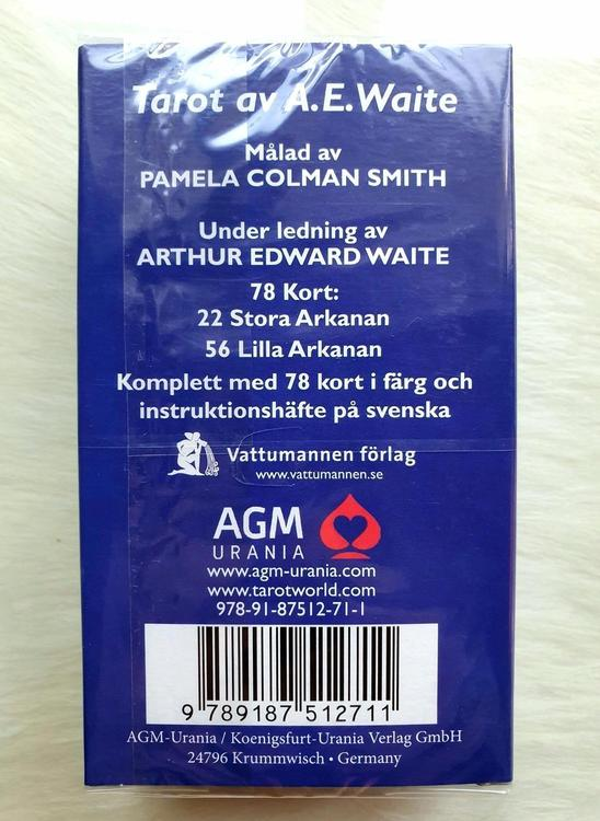 Rider-Waite Svenska (Standard)