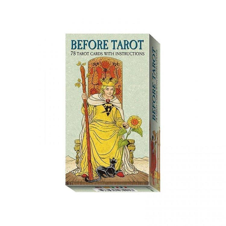 Before Tarot, One Moment Before by Corrine Kenner, Pietro Alligo, Floreana Nativo