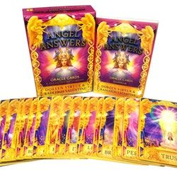 Angel Answers Oracle Cards by Doreen Virtue