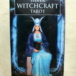 Silver Witchcraft deck Tarot  by Barbara Moore
