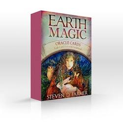 Earth Magic Oracle Cards - Steven D Farmer