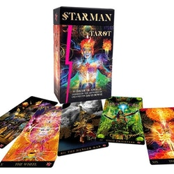 Starman Tarot Deck by Davide De Angelis
