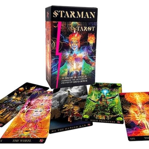 Starman Tarot Deck by Davide De Angelis