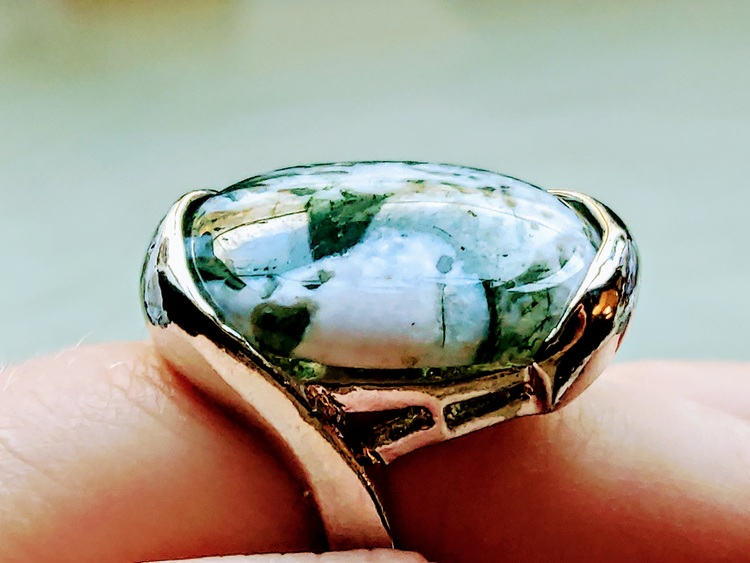 Mossagat ring