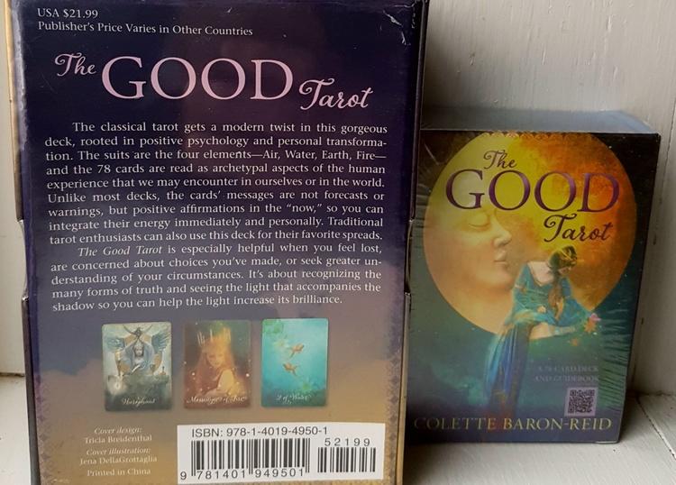 The Good Tarot original ENGLISH