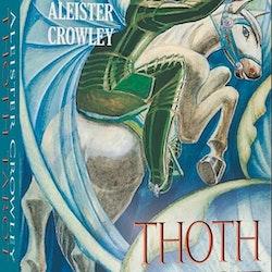 English Aleister Crowley Thoth Tarot