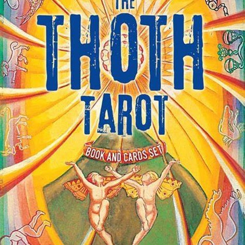 Thoth Tarot Book and Cards Set by Aleister Cowley, Lady Frieda Harris
