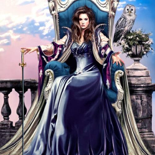 Wizards Tarot by Barbara Moore