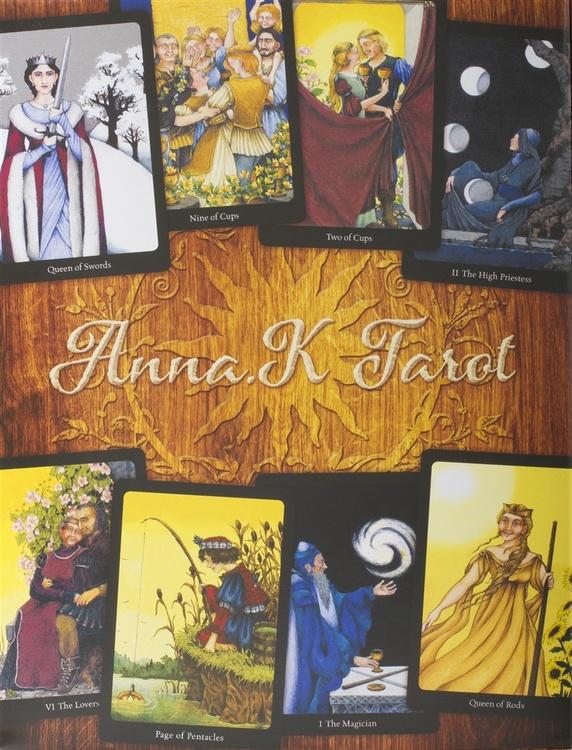 Anna K Tarot by Anna K