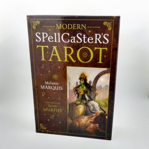 Modern SpellCasters Tarot by Mealnie Marquis & Scott Murphy