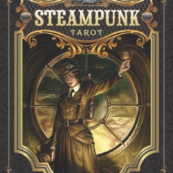 The Steampunk Tarot  av Barbara Moore, Aly Fell