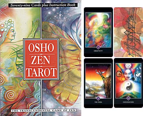 English Osho Zen Tarot