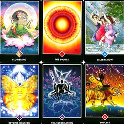 English Osho Zen Tarot