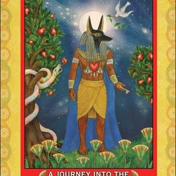 The Anubis Oracle by Nicki Scully, Linda Star Wolf, Kris (ILT) Waldherr