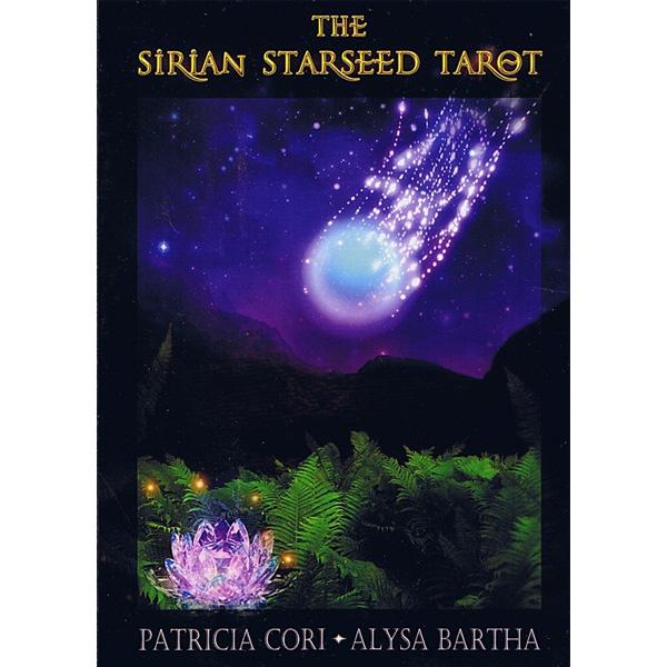 The Sirian Starseed Tarot  by Patricia Cori