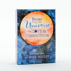Notes from the Universe on Love &; Connection A 60-Card Deck  av Mike Dooley