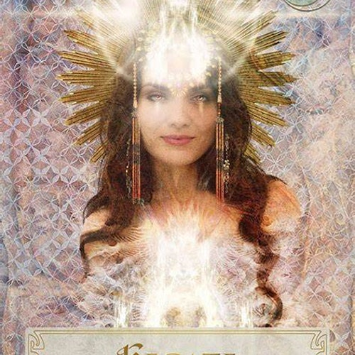 Goddess Power Oracle av Colette Baron-Reid