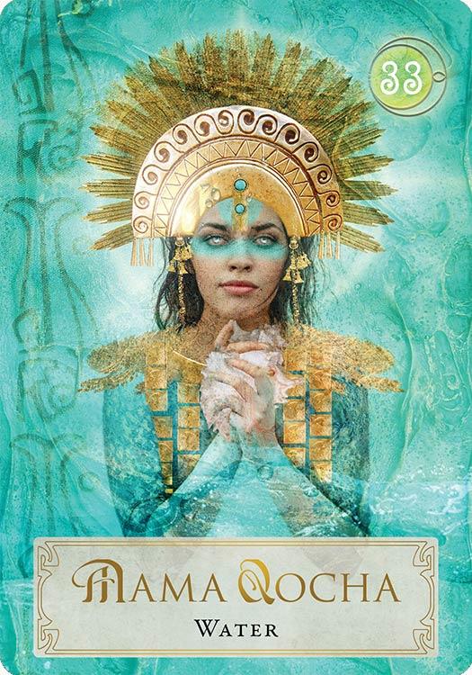 Goddess Power Oracle av Colette Baron-Reid